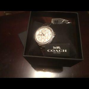 Coach Wrist Watch